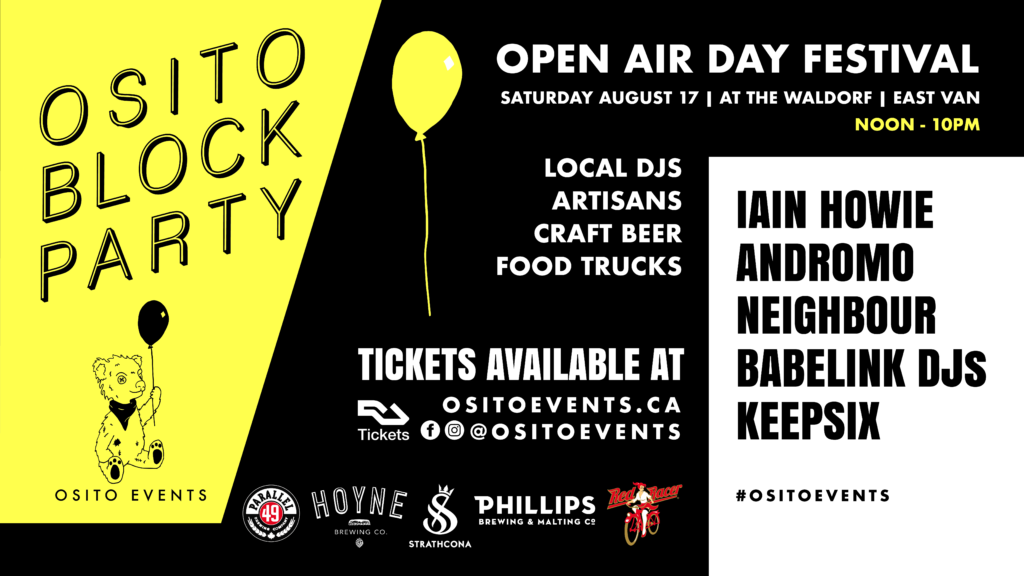 Osito Block Party Festival